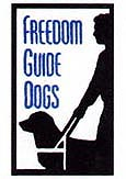 [ Freedom Guide Dogs LOGO]